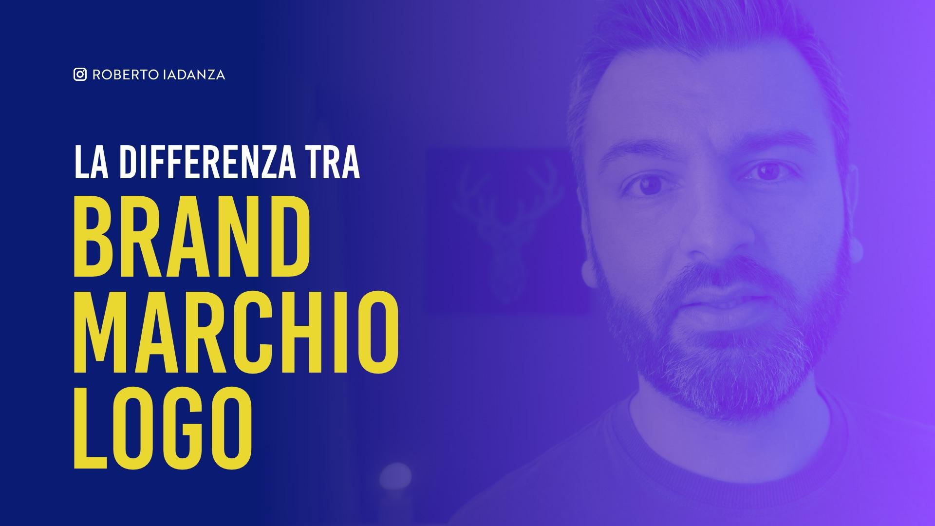 Brand Marchio Logo Logotipo